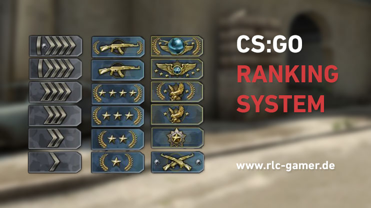 csgo rang archive rlc gamer. Black Bedroom Furniture Sets. Home Design Ideas