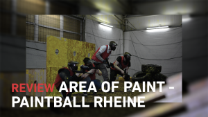 Paintball Rheine - Area of Paint