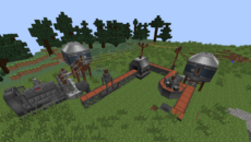 Minecraft: Immersive Engineering Mod