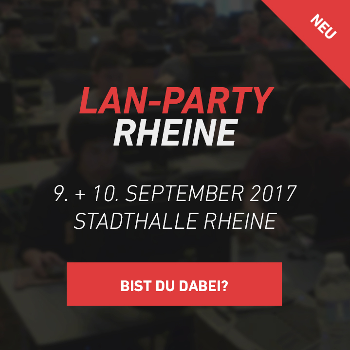 RLC-Gamer Lan Party Rheine